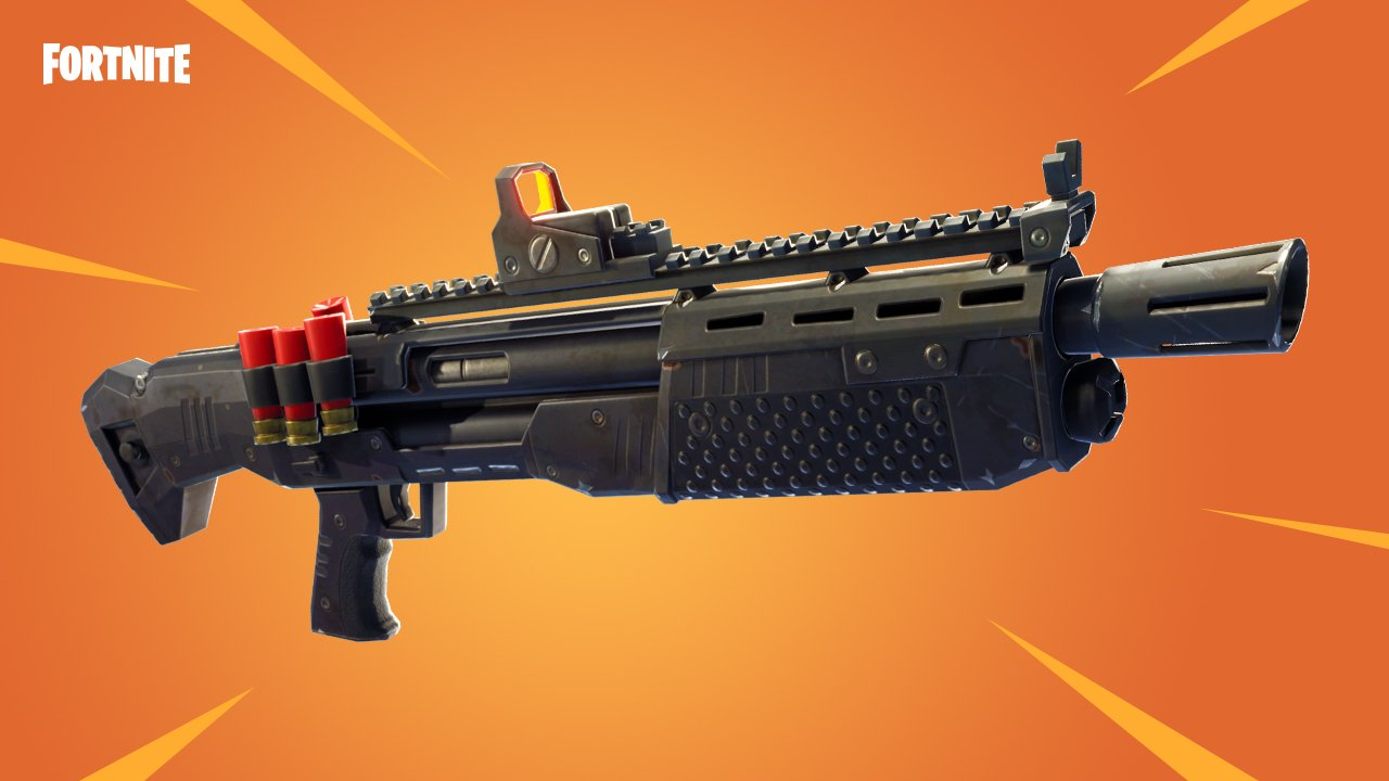 Fortnite neue Shotgun